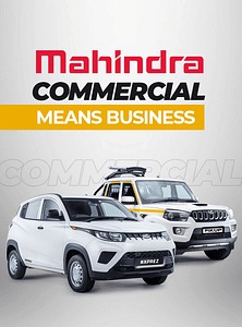MAHINDRA COMMERCIAL MOBILE